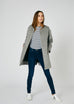 Jude Oversized Crew Neck Coat