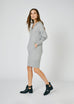 Lucy Cashmere Wool Blend Hoody Dress