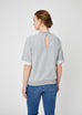 Elliotte Rolled-Sleeve Sweatshirt
