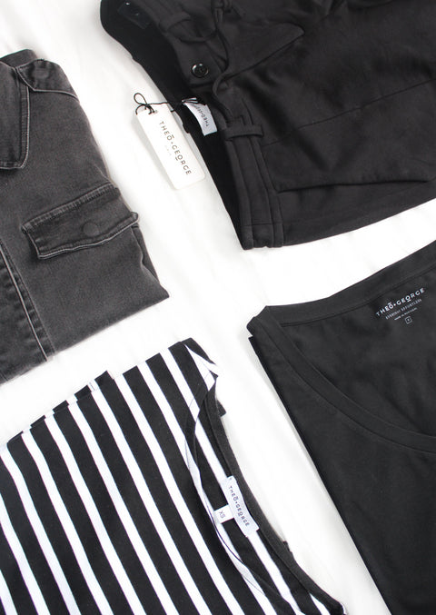 The Monochrome Essentials