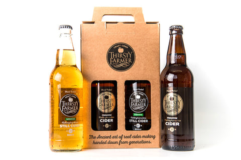 Thirsty Farmer Cider Gift Box - Direct