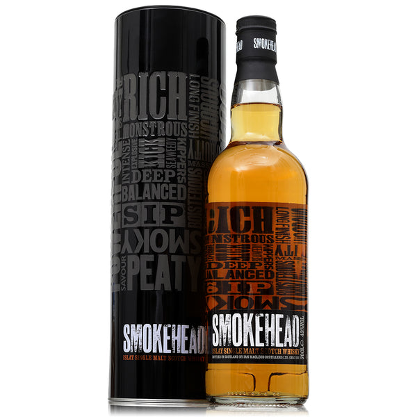 Smokehead Single Malt Whisky