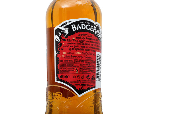 Badger - Tangle Foot - 5%