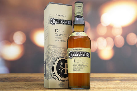 Cragganmore 12 Year Single Malt Whisky