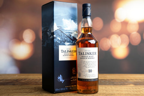 Talisker 10 Year Single Malt Whisky