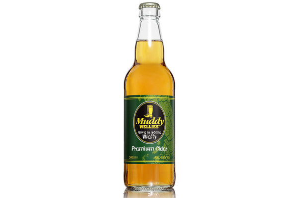 Muddy Wellies - Premium cider - 4.5%