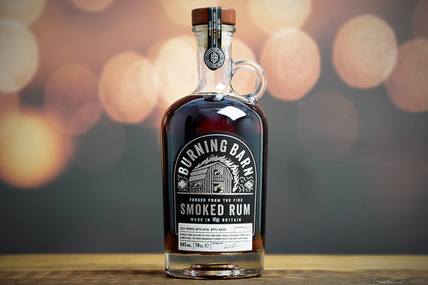 Burning Barn - Smoked Rum - 48%