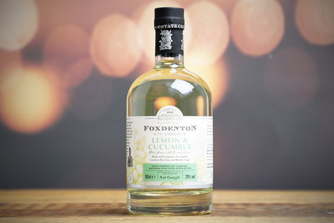 Foxdenton - Lemon and Cucumber Gin Liqueur - 20%