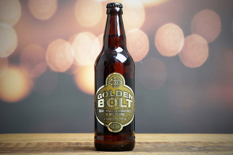 Steam Box Brewery - Golden Bolt - Pale Ale 3.8%