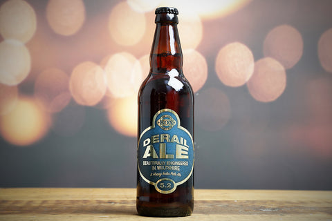 Steam Box Brewery - Derail Ale - IPA 5.2%