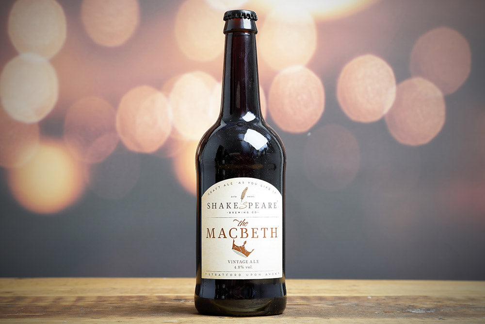 Shakespeare Brewing Co - Macbeth - Vintage Brown Ale - 4.8%