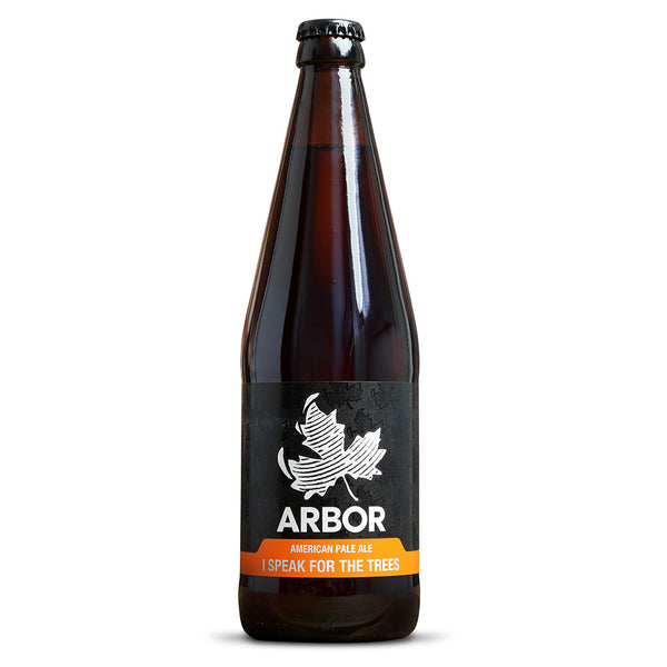 Arbor Ales- I Speak For The Trees - American Pale Ale - 5% 500ML