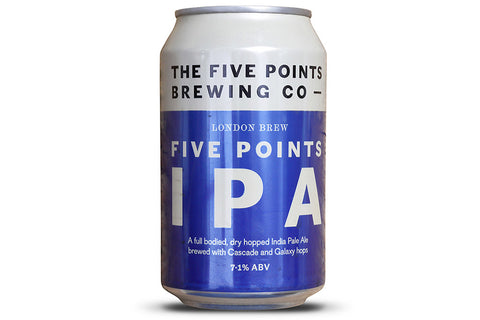 Five Points Brewing - Five Points IPA - 7.1%