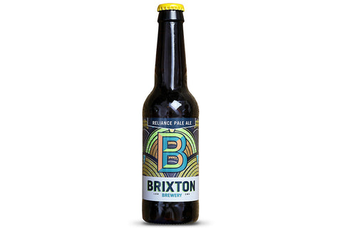 Brixton Brewery - Reliance Pale Ale - 4.2%