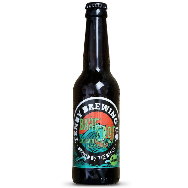 Tenby Brewing - Barefoot - Cascade Pale Ale - 4.7%