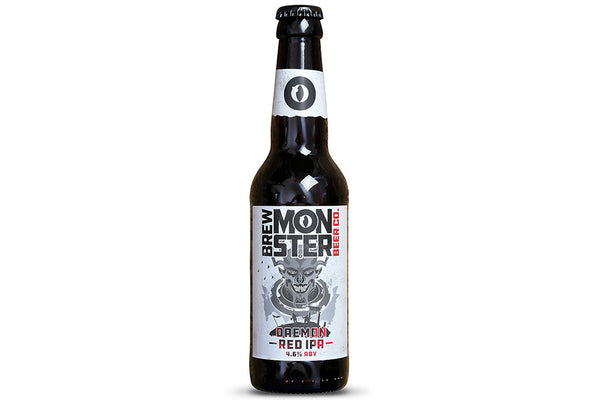 Brew Monster - Daemon - Red IPA - 4%
