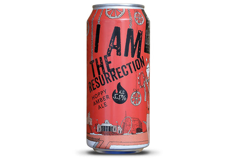 Crafty Devil - I Am The Resurrection - Amber Ale - 5.5% 440ml