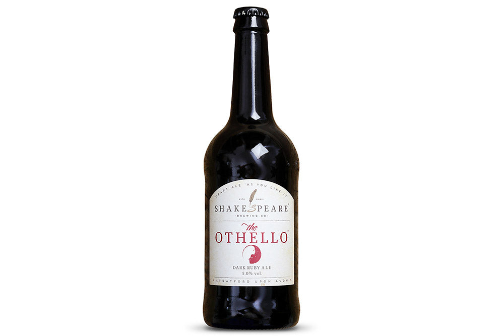 Shakespeare Brewing Co - The Othello - Dark Ruby Ale - 5%