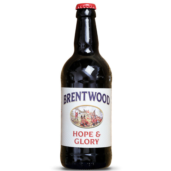 Brentwood - Hope and Glory - Bitter - 4.5%