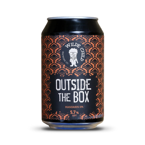 Wilde Child - Outside The Box - Mandarin IPA -5.7%