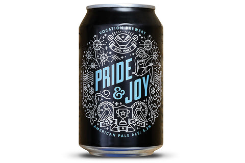 Vocation - Pride and Joy - American Pale Ale - 5.3%