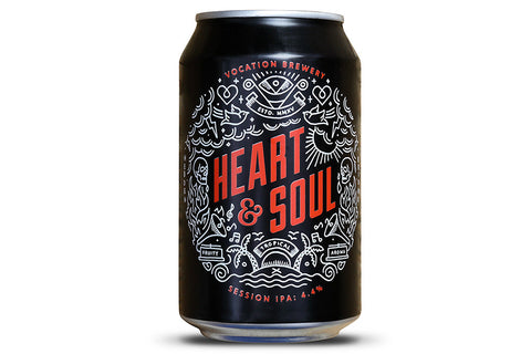 Vocation - Heart and Soul - IPA - 4.4%