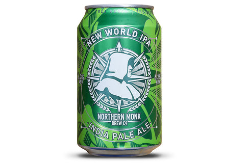 Northern Monk - New World IPA - 6.2%