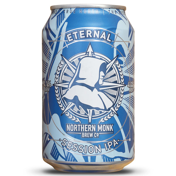 Northern Monk - Eternal - Session IPA - 4.1%