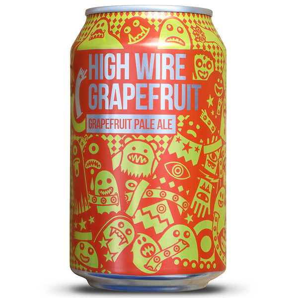 Magic Rock - Highwire - Grapefruit - West Coast Pale Ale