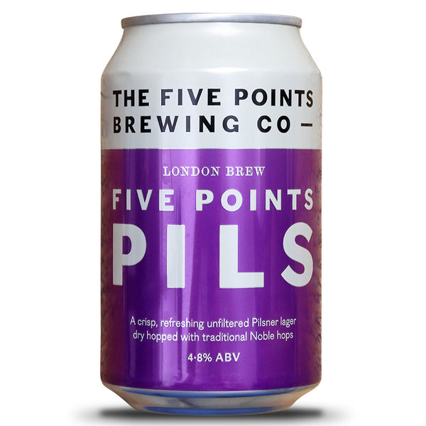 Five Points Brewing - Five Points Pils - Pilsner - 4%