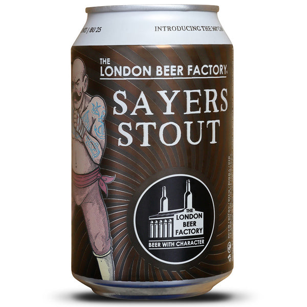 London Beer Factory - Sayers Stout - 4.5%