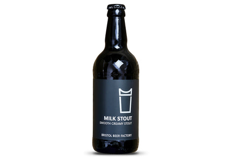 Bristol Beer Factory - Milk Stout -4.5%