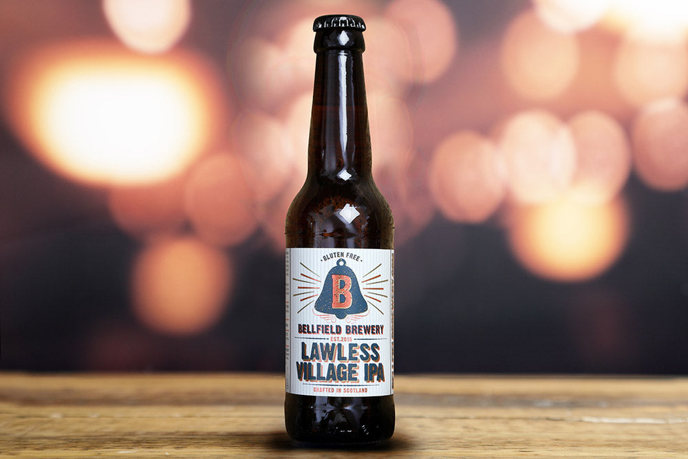 Bellfield Brewery - Lawless Village - IPA 4.5%