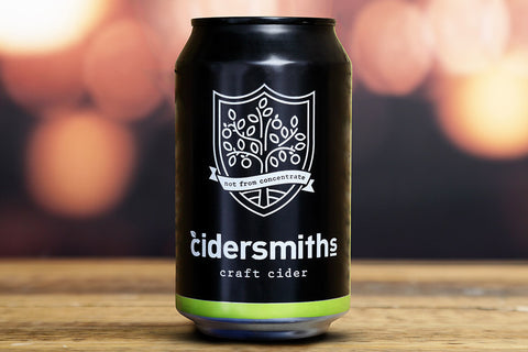 Cidersmiths - Craft Cider - 4.5%