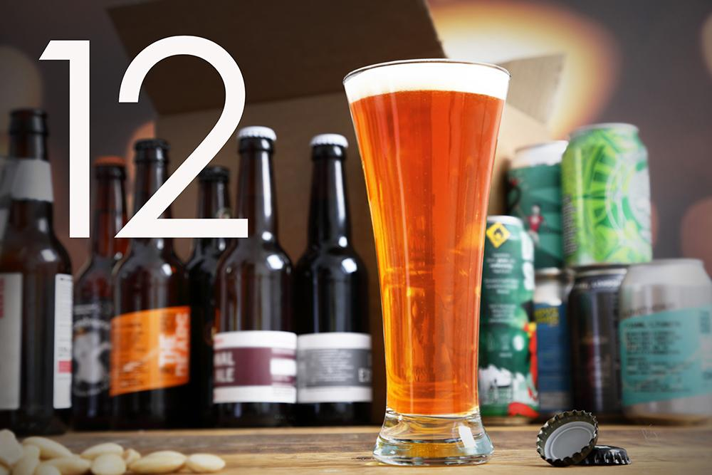 12 Beer Box. PAY 6 MONTHLY. Save £42 annually.