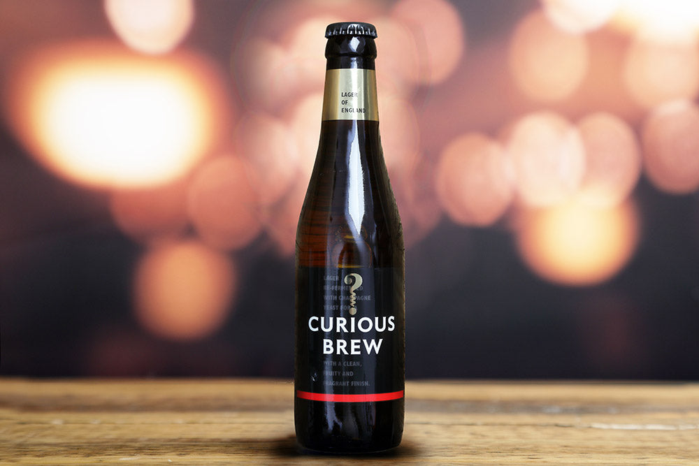 Curious Brew - Lager - 4.7%