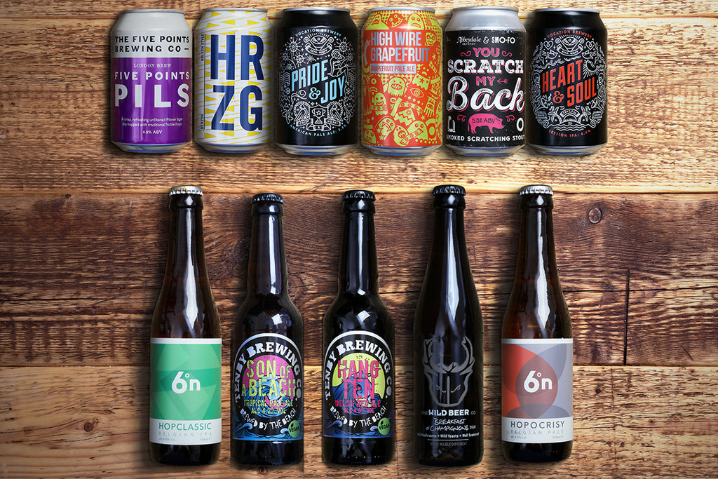 Craft Beer Deal Box 11 Excellent Beers Under £25