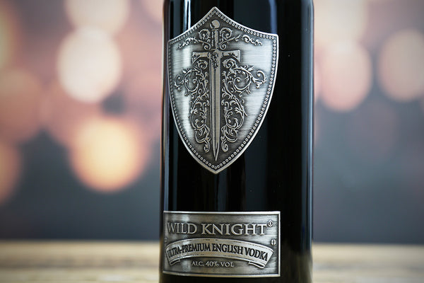 Wild Knight Ultra Premium English Vodka
