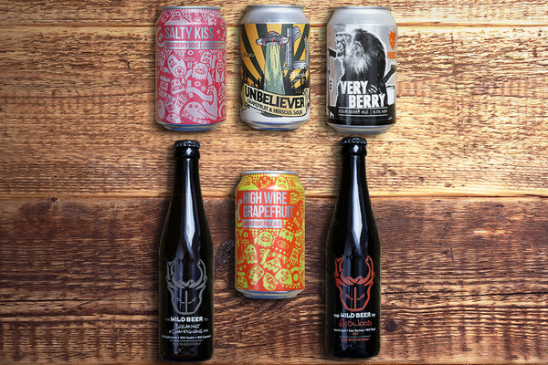 Innovative Experimental and Unusual Beers 6 Box