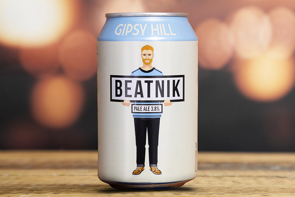 Gipsy Hill - Beatnik - Pale Ale - 3.5%