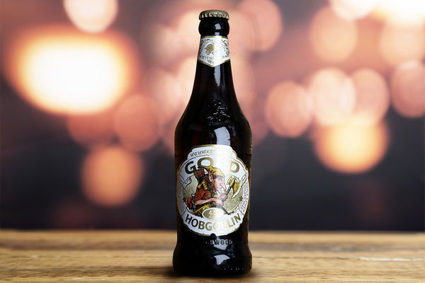 Wychwood - Hobgoblin Gold - Golden Beer - 4.5%