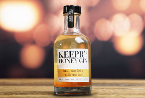 Keeper's Cotswold Honey Gin 20 Cl