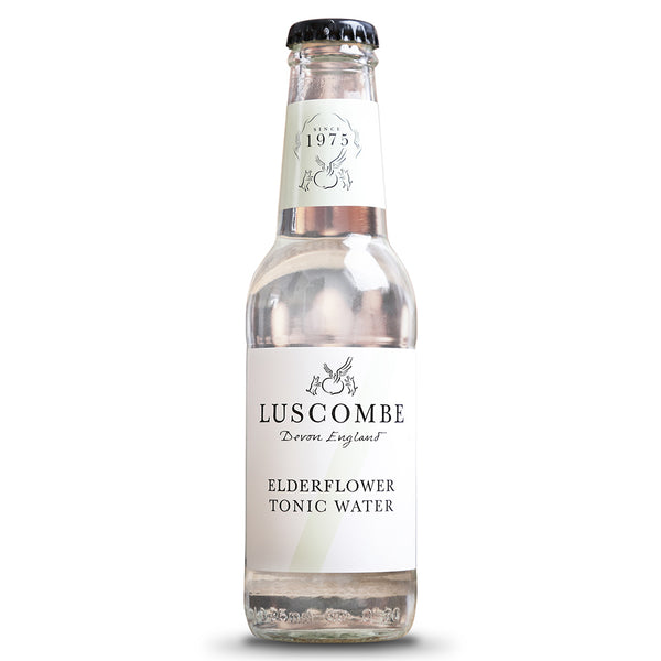 Luscombe Elderflower Tonic