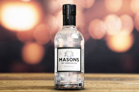 Masons - Dry Yorkshire Gin - 20CL