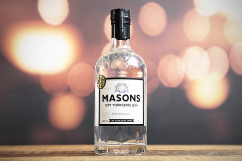 Masons Yorkshire Gin Dry 70CL