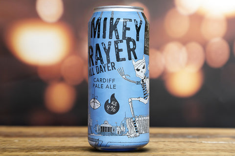 Crafty Devil - Mikey Rayer - Pale Ale - 4.2% 440ml