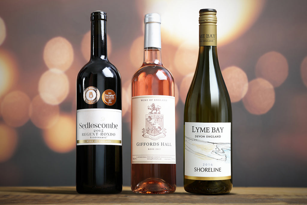 English Wine Mixed Trio