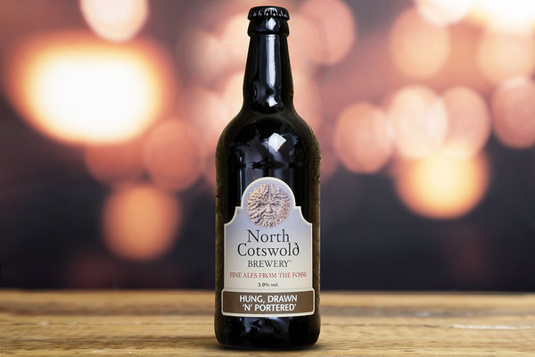 North Cotswold Brewery - Hung Drawn and Portered - 5%