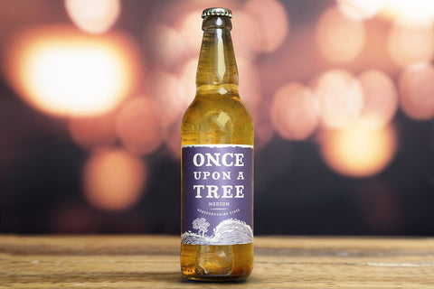 Once Upon A Tree Medium Cider - 5%
