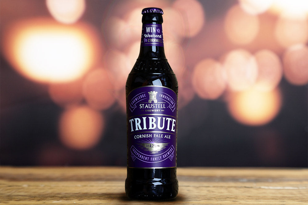St Austell Tribute Ale 500ml
